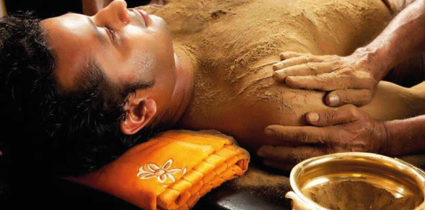 Udwartanam Ayurveda Treatment in kerala